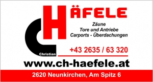 Christian Häfele Logo